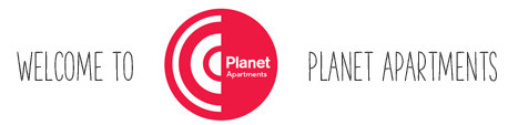 Welcome to Planet Apartments